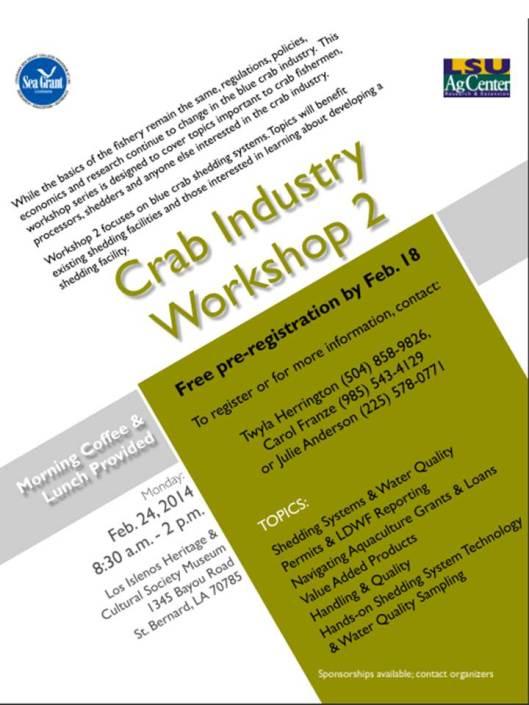 Crab Industry 2