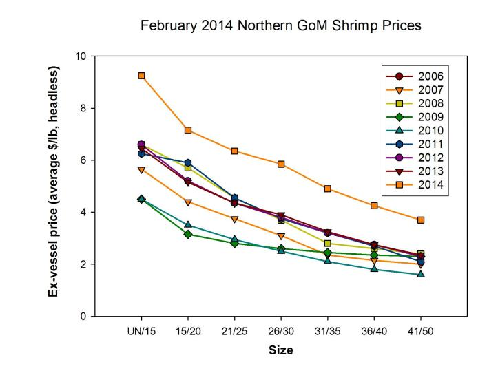 Shrimp Price