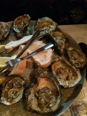 Oysters Seafood